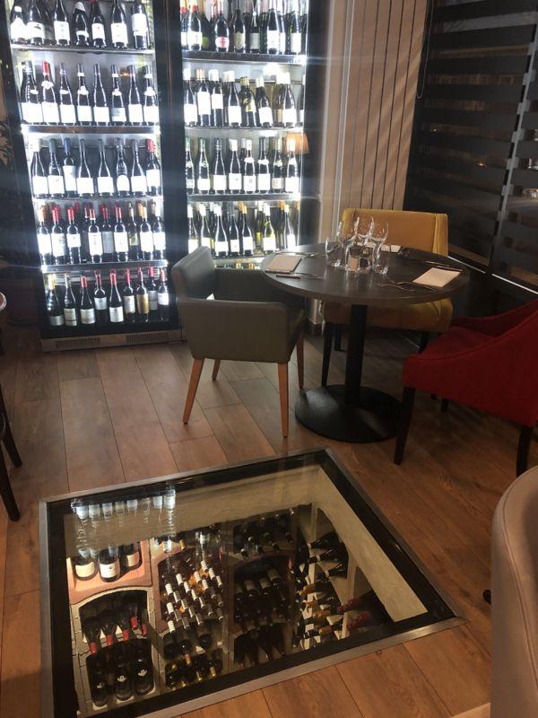 La grange boulogne bar a vin_cave